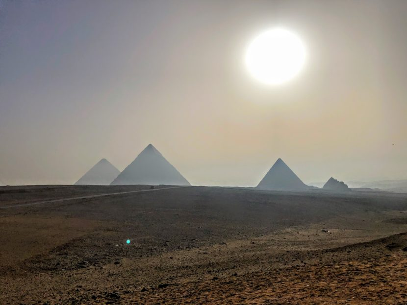 Want to see inside the Great Pyramid? - Captivating Journeys